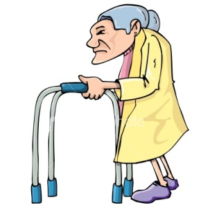 stock-illustration-4988398-old-lady-with-a-walker